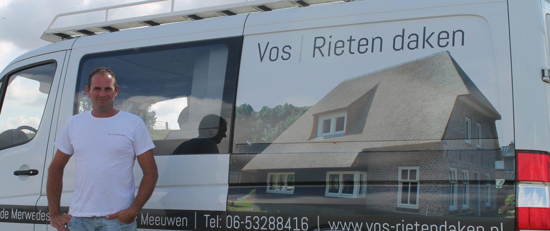 Vos-rietendaken voor al uw rietdekkers klussen in de provincie Brabant.